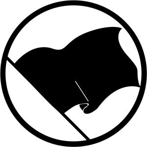 anarchist flag