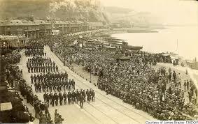 british military parade
