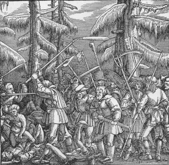 german peasants revolt