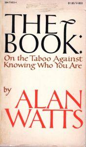 alan watts the book