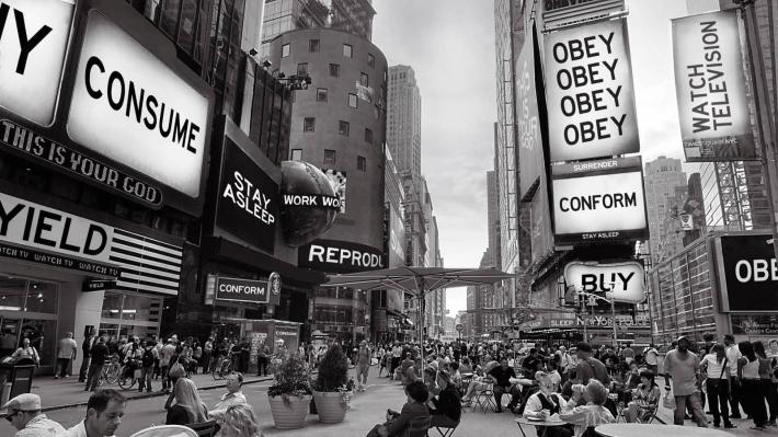 consume obey