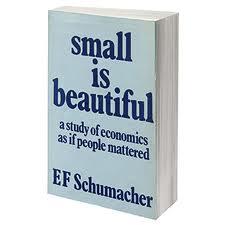 EF schumacher small is beautiful