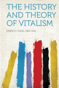 Hans Driesch vitalism