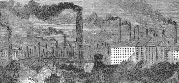 industry 1850s