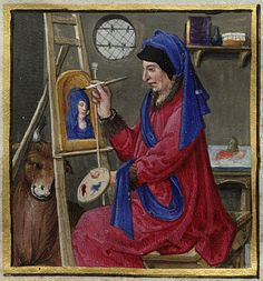 medieval artist