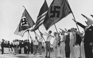 Nazi Rally circa 1935, US