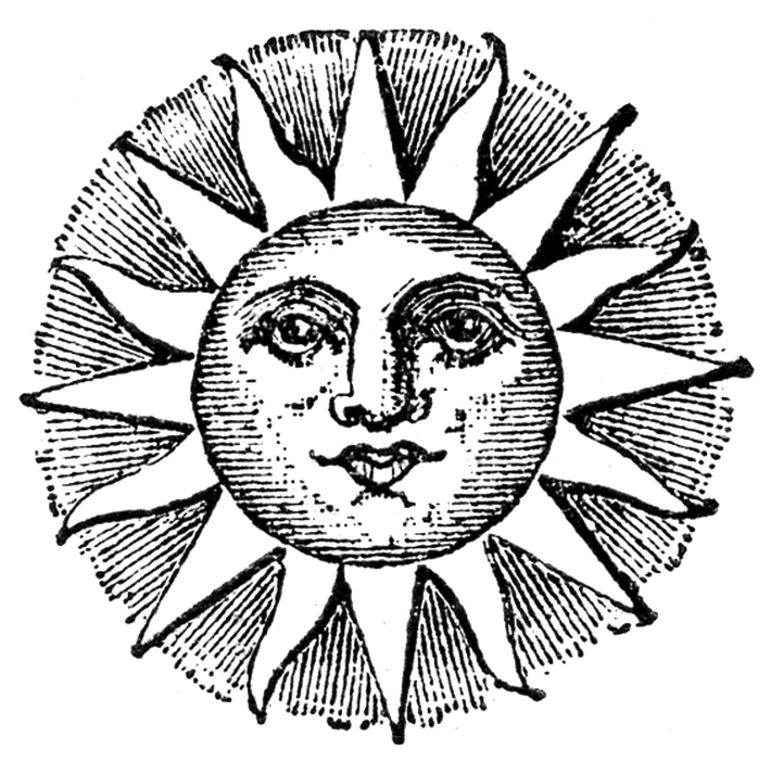 sun woodcut2