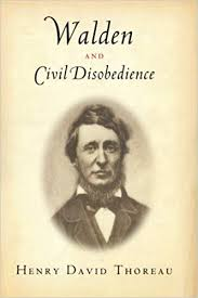 thoreau book