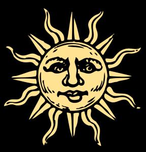 sun woodcut3