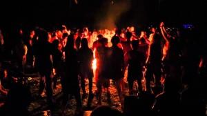 native americans fire