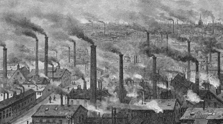 Industrial revolution 18C