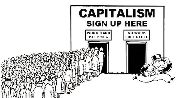 capitalism sign up