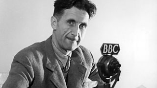 Orwell on bbc