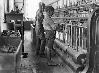 industrial slavery