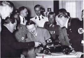 nazis and cars